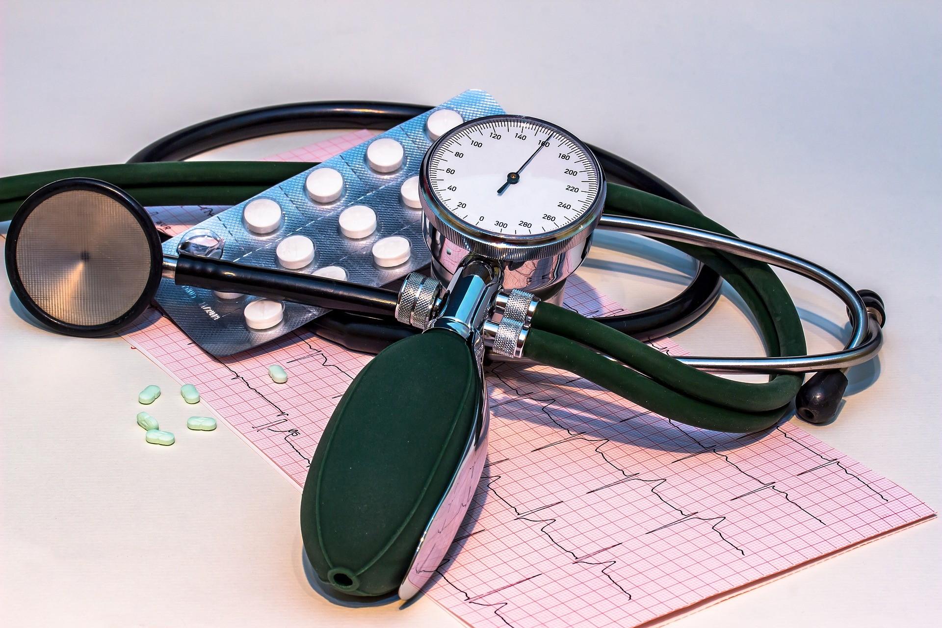 hipotenzijos ir hipertenzijos gydymas